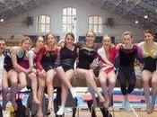 L'En Avant Paris championnats France individuels gymnastiques