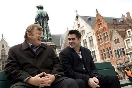 Brendan Gleeson et Colin Farrell. SND