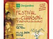 Festival chanson Tadoussac 2009