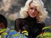 Pour Vogue, Lindsay Lohan devient sosie Marilyn Monroe
