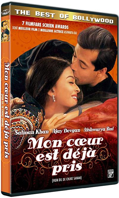 4 DVD de Bollywood sort en version francaise