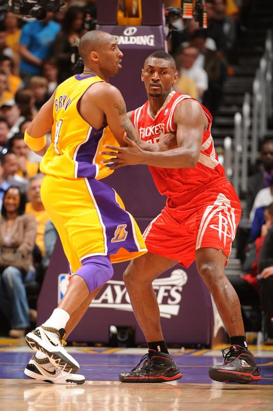 (Round 2 Game 1) 04.05.2009 Rockets 100 @ 92 Lakers
