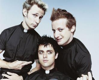 Green Day en live gratuit sur Myspace