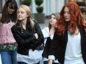 Dakota Fanning Rachelle Lefevre copines
