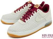 "Nike Force Supreme LeBron James ""Cleveland Cavaliers"""