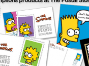 Simpson, famille plus timbrée timbres