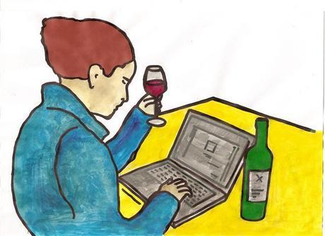 Les Vignerons blogueurs ne blaguent pas à VINEXPO