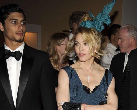Madonna et Jesus Luz : mariage en vue ?