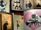 Exposition Banksy Londres