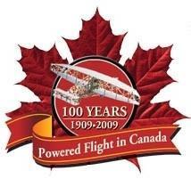 Centenaire de l'aéronautique au Canada