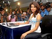 [PHOTOS] Priyanka Chopra unveils Pyaar Impossible's website