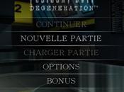 Resident Evil Degeneration iPhone