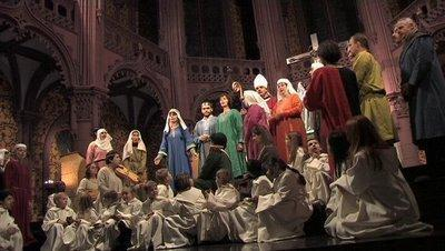 Un opéra médiéval