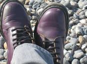 violet pieds