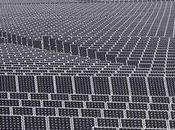 panneaux solaires pour centrale solaire Provence