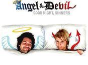 Ange démons, oreillers