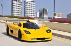 Land Shark - Mosler MT 900 GTR XX : La voiture la plus rapide du monde