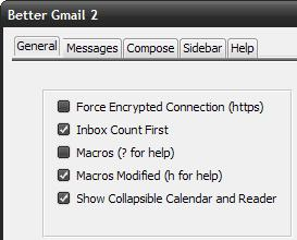 better gmail 2 Top 10 Extensions Firefox Edition 2009