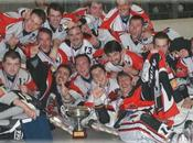 spiders Rouen champions France
