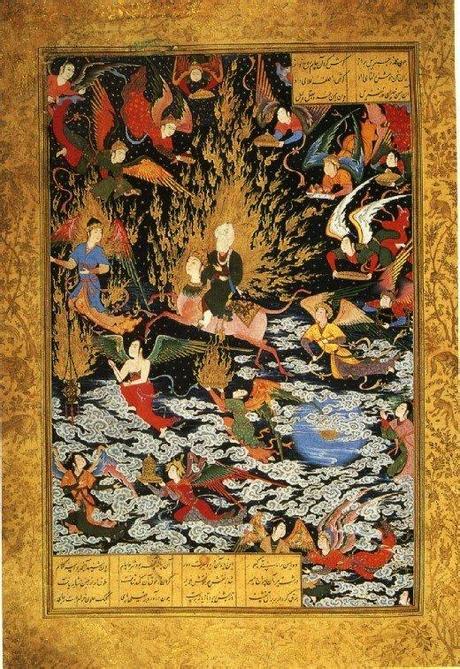 Qasida Bourakia, un Pégase entre mythologie et Islam