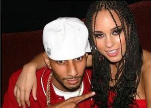 Alicia Keys et Swizz Beatz en couple