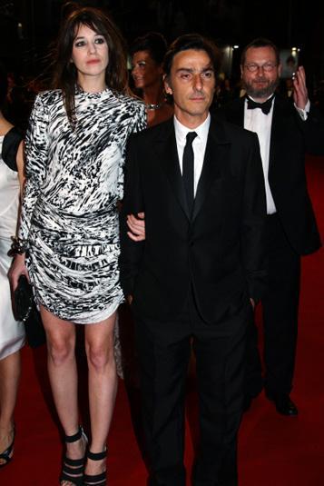 Cannes 2009 : en direct du tapis rouge avec Yvan Attal et Charlotte Gainsbourg