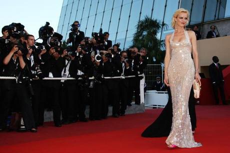 Cannes 2009 : en direct du tapis rouge avec Eva Herzigova
