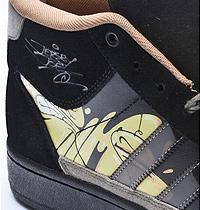 Adidas : du sport au graffiti
