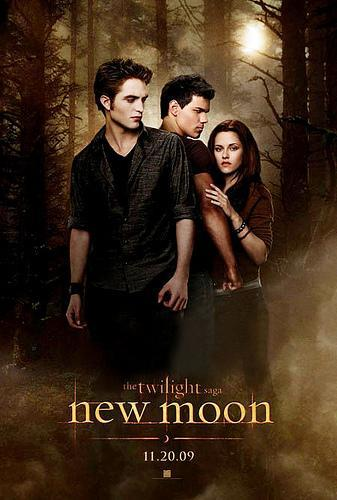 The Twilight Saga: New Moon, affiche officielle!