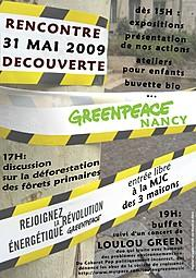 Rencontrez Greenpeace à Nancy