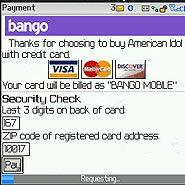 Bango enables easy on-ramp to mobile apps and content sales with credit card payments