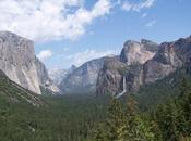 Cascade Voile Mariée Yosemite