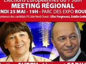 Toc-Toc, brèves heures meeting européen