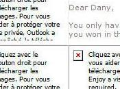 C'est rendant compte quel point Outlook 200...