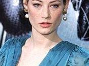 Probable suicide Paris l'actrice anglaise Lucy Gordon.