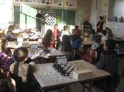 échecs utilisés contre l'échec scolaire