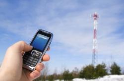mobile et antenne