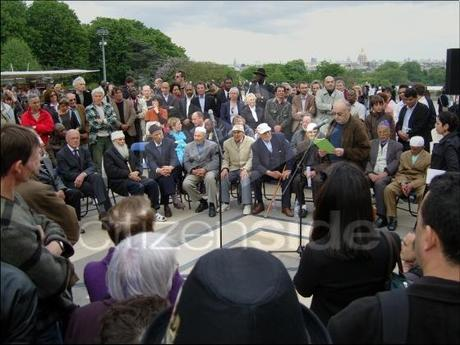 Les oubliés de la République - 8 mai 2009 - place des droits de l'homme