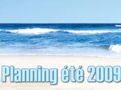 2009 planning