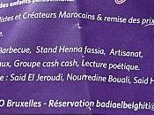 Molenbeek Saint-Jean Soirée créateurs stylistes Marocains