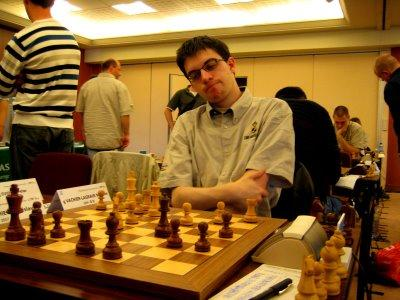 Maxime Vachier-Lagrave (Evry Grand Roque) © Chess & Strategy