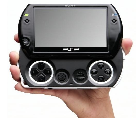 PSP Go nouvelle console Sony