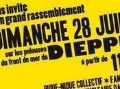 Grand rassemblement festif anti Dieppe
