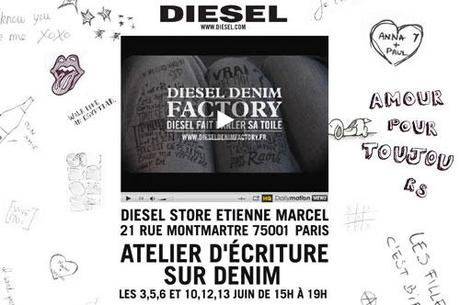 Diesel Denim Factory