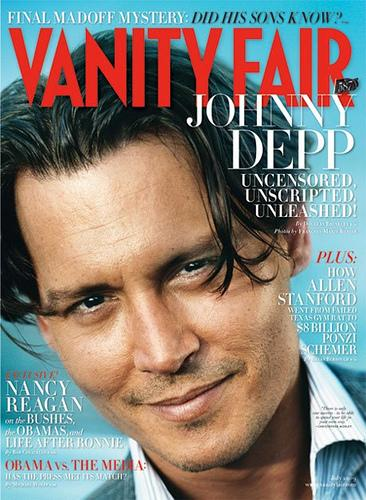 Un peu de Johnny Depp!