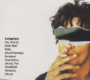 Musique : Longpigs, un groupe anglais de Sheffield