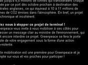 gouvernement passe d'autoriser projet terminal charbonnier Cherbourg