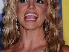 Britney Spears pour public