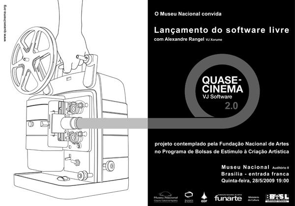 Quase-Cinema 2 VJ Software