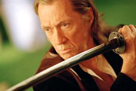 David Carradine, disparition d'un géant du film de kung fu